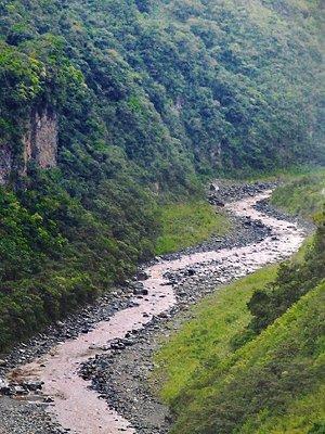 Image of Our work in Ecuador