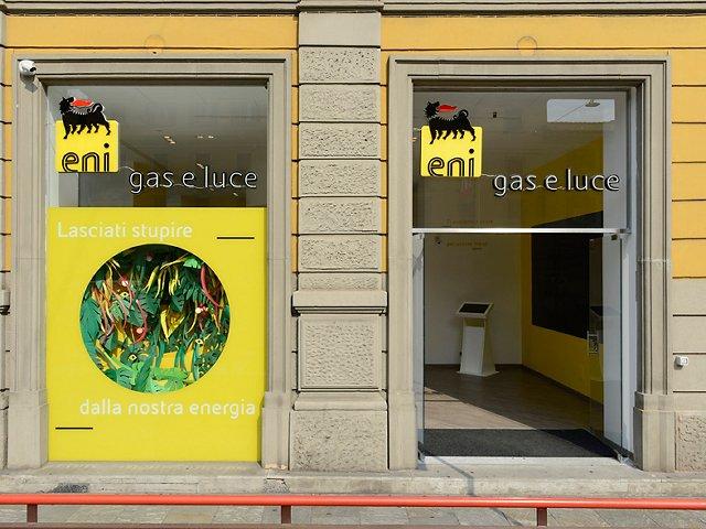 Eni gas e luce riapre Flagship ed Energy Store in Italia