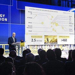 Eni's 2019–2022 strategic plan