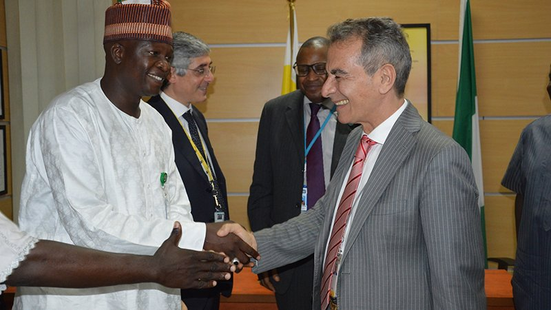 Eni and the FAO together for safe clean water in Nigeria