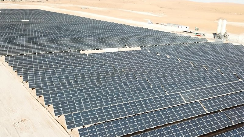 Bir Rebaa North: our photovoltaic project in Algeria