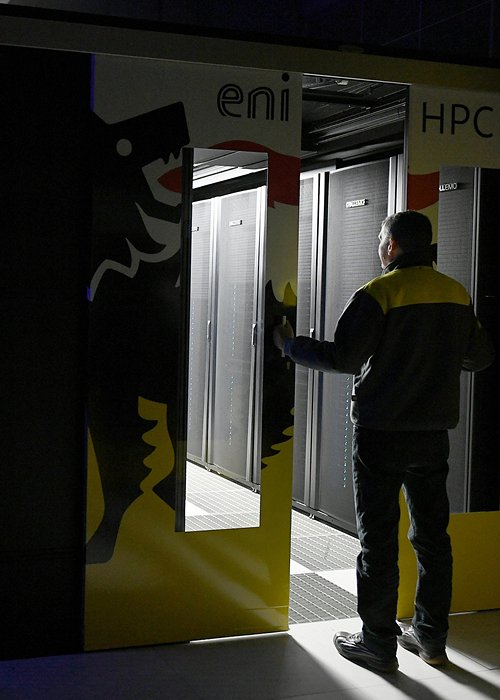 HPC5, the most powerful industrial supercomputer in the world