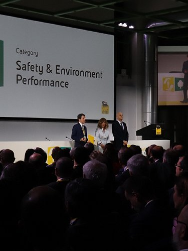 Safety Day at Eni