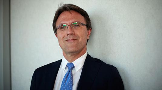 Paolo Grossi, CEO of Eni Rewin