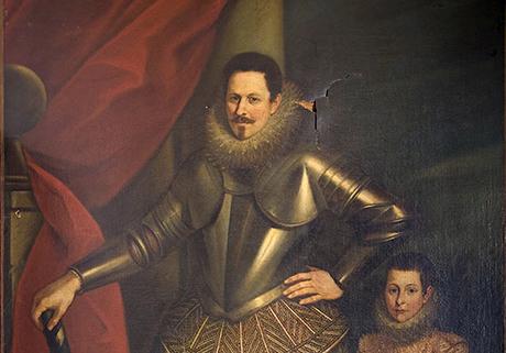 Ignoto - Seguace di Frans Pourbus il Giovane