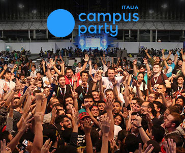 Protagonisti a Campus Party