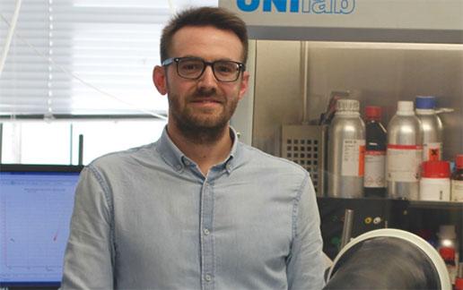 Giovane ricercatore dell'anno - Gianluca Longoni