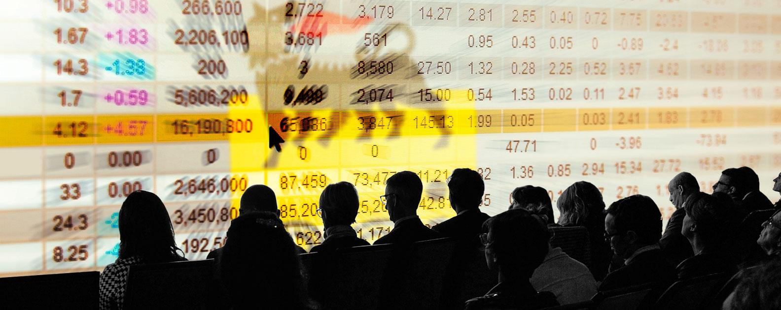 Tutte le informazioni e i tool online per gli investitori Eni