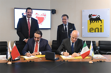 Eni firma un Exploration e Production Sharing Agreement per il Blocco 1 nell'offshore del Bahrein