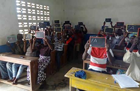 Istruzione per tutti in Congo