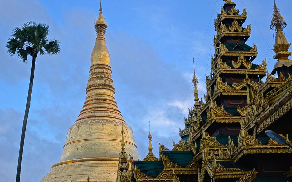La presenza Eni in Myanmar
