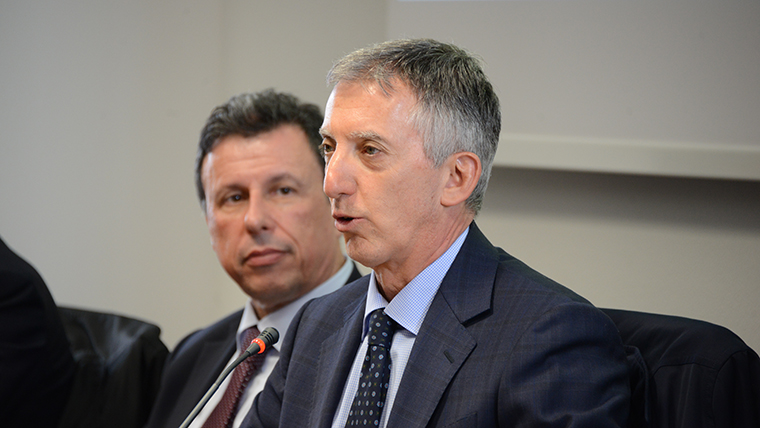 Giuseppe Ricci, Eni Chief Refining & Marketing Officer