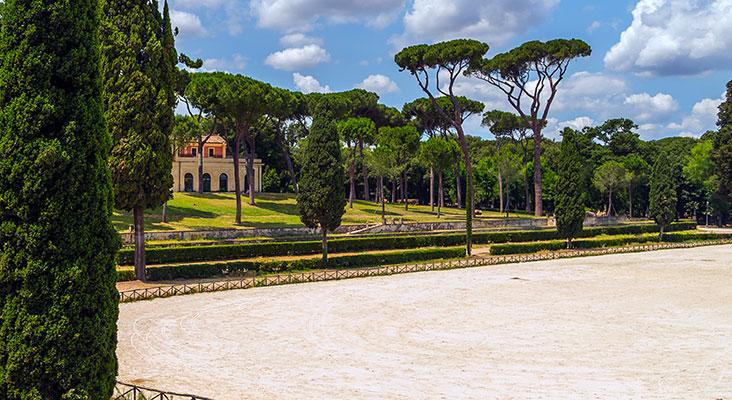 Piazza di Siena, a Roma la grande equitazione