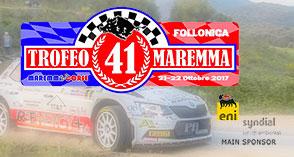 Syndial è sponsor del Rally 41° Trofeo Maremma che attraversa le Colline Metallifere in Toscana