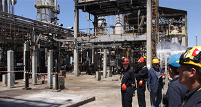 Eni avvia i cantieri per il completamento della bio raffineria di Gela