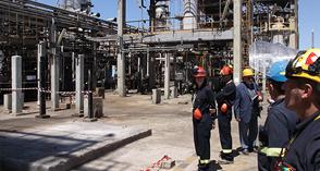 Eni e Syndial avviano le attività di risanamento ambientale dell'impianto ISAF A Gela