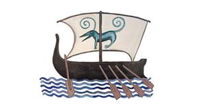 Eni: realizzato lo spazio espositivo per la nave greca di Gela