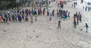 "Eni Ghana lancia il progetto ""Clean Beach"""