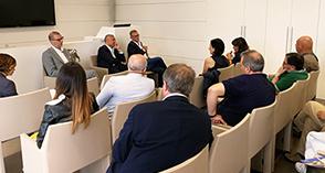 Eni incontra a Potenza i rappresentanti territoriali delle associazioni dei consumatori