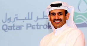 Eni: l'AD Claudio Descalzi incontra il Presidente e Chief Executive di Qatar Petroleum Saad Sherida Alkaabi