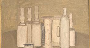 Il Museo Pushkin di Mosca ospita un'opera di Giorgio Morandi della collezione Eni