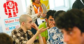 Eni e Maker Faire Rome insieme per l'innovazione tecnologica nel solare avanzato