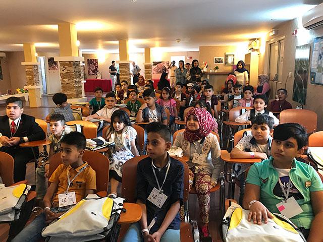 Iraq, un patto per l'educazione
