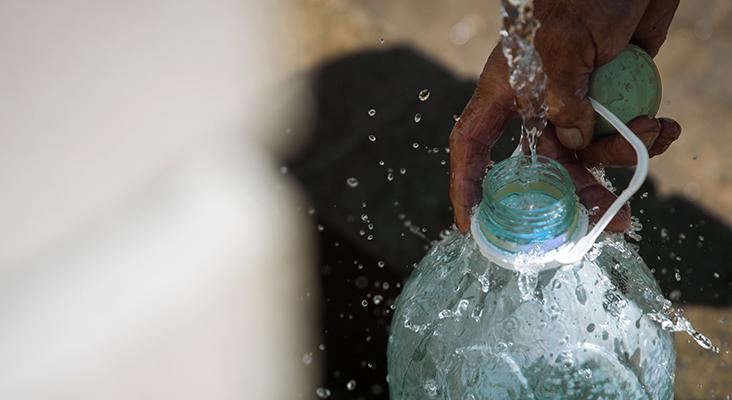 #CosediEni-Bottiglietta d'acqua