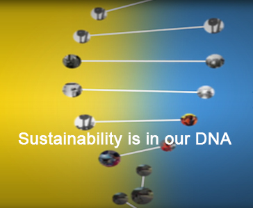 Sustainability is in our DNA