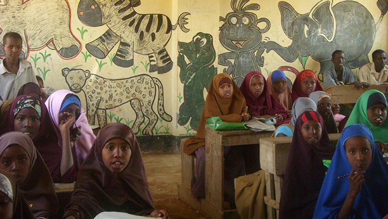 Eni accende una luce a Dadaab