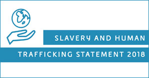 Slavery and Human Trafficking Statement 2018