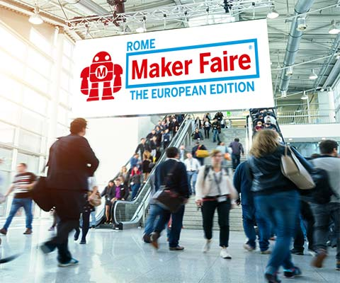 Eni main partner della Maker Faire