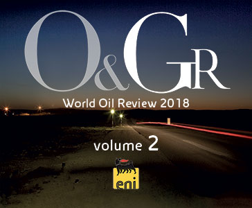 Eni presents the 2nd volume of the World Oil, Gas and Renewables Review.