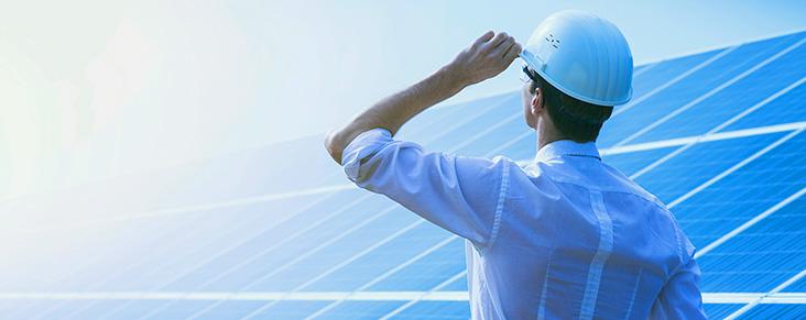 New solar energy technology