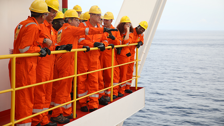 West Hub and East Hub projects in Angola | Eni