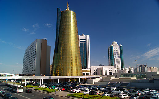Kazakhstan: on the road to modernisation