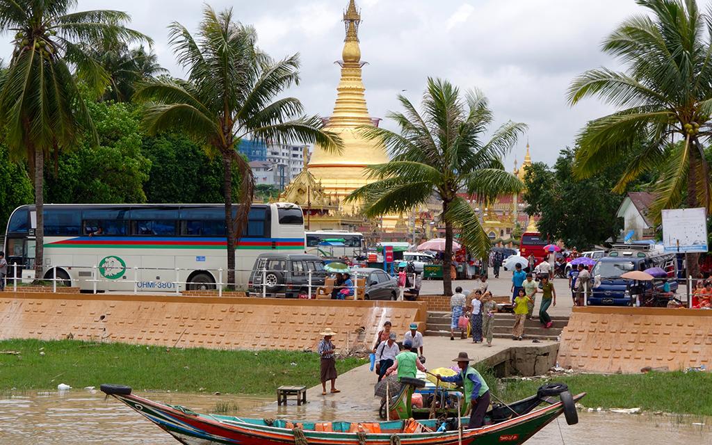 Eni in Myanmar