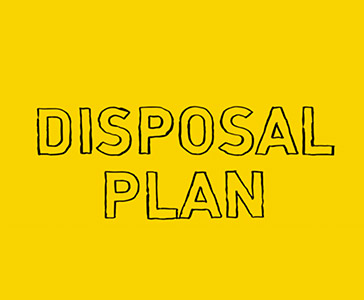 The new disposals plan
