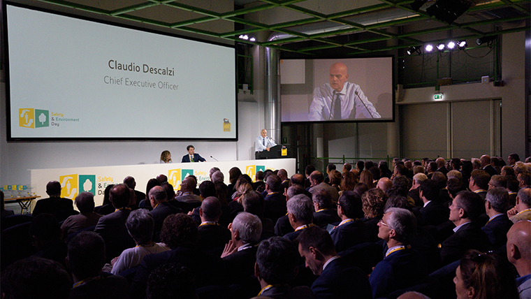 Safety day, a day dedicated to safety in Eni | Eni