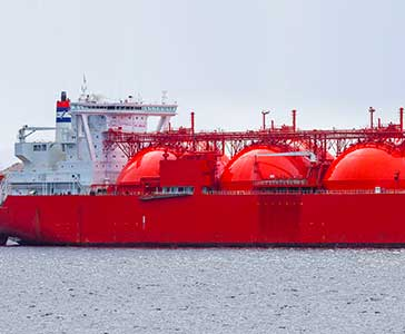How does Liquefied Natural Gas work?