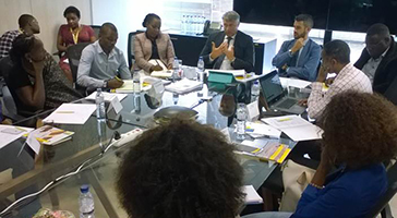 Strengthening relationships with civil society in Mozambique