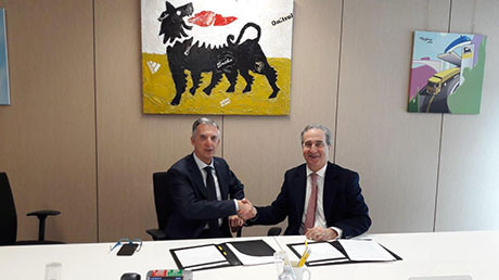 Eni and COREPLA agree to produce hydrogen from plastic packaging waste