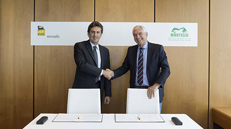 Versalis and Montello: agreement reached for a new range of