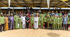 NAOC's Farmers' day celebrations in Bayelsa celebrate youths
