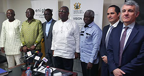 Eni to step up cooperation in renewable energy in Ghana