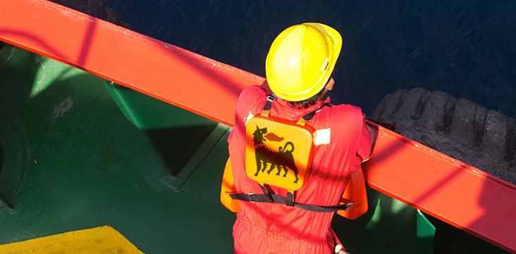 Eni's results for the first quarter of 2018
