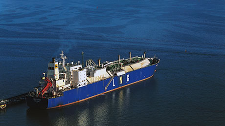 LNG activities