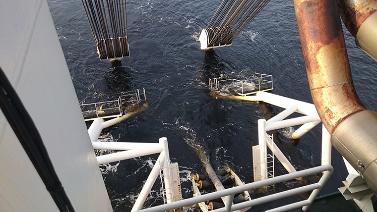 Nene Marine Project in Congo | Eni