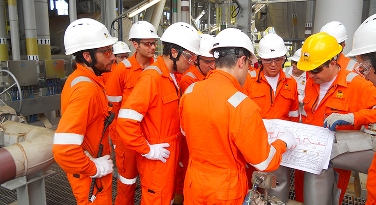 Eni reaches all-time production record