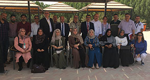 Eni improving education in Iraq throughout the Master Teachers Training